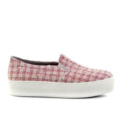 FENG SHOE ΓΟΒΑ ΥΦΑΣΜΑ TWEED FENG SHOE M22