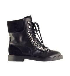 CASADEI LADIES LEATHER ANKLE-BOOTS 1R732H0201X343000 ΜΠΟΤΑΚΙ SHOETIES