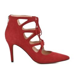 VINCE CAMUTO LACE-UP POINT TOE HEEL BODELL