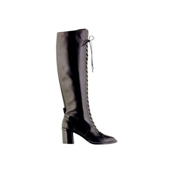CASADEI LADIES LEATHER BOOTS 1S831H0601LOCA000