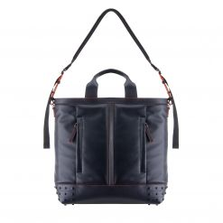 TOD'S TDS SHOPPING TOTE MEDIA GOMMINI XBMTDSO0300ND6 TOTE