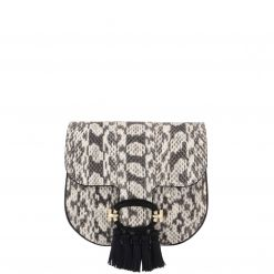 TOD'S DOR BISACCIA TT RING MINI NAPPINE XBWDORNN100LH8 CROSS BODY