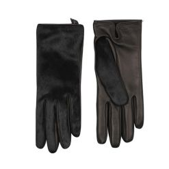 SALVATORE FERRAGAMO GUPONYGLOV WOMEN'S GLOVES 360662 698006