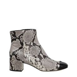 TORY BURCH SHELBY 50MM BOOTIE 51523 ΜΕΣΑΙΟ