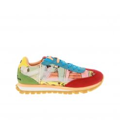 MARC JACOBS THE JOGGER PEANUTS X MARC JACOBS NYLON SNEAKER M9002207 LOW