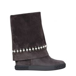 CASADEI LADIES CALF LEATHER BOOTS 2S797L0801Y55800G