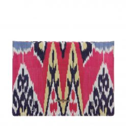 GRACE BAGS POUCH IKAT POUCH - ONE OF A KIND SI/CO ΝΕΣΕΣΕΡ
